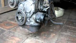 самодельная таль(Поднимаем двс самодельной талью. Устройство, червячный редуктор 641 , эл-двигатель 0,37квт включен на 220 с конд..., 2010-11-08T19:14:59.000Z)