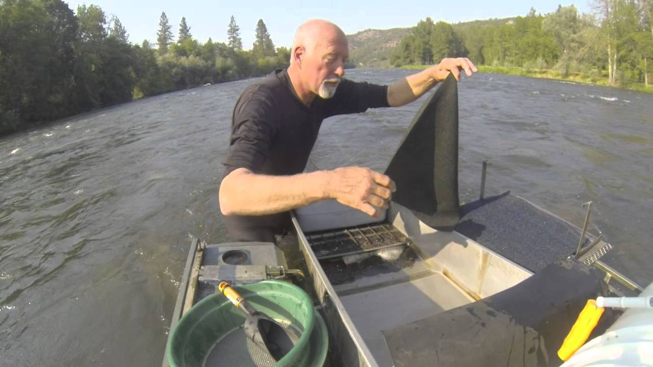 How To Keene Gold Dredge Cleanup Part 1 Removing the Concentrates