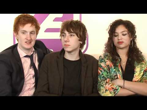 Skins cast respond to claims the  is unrealistic