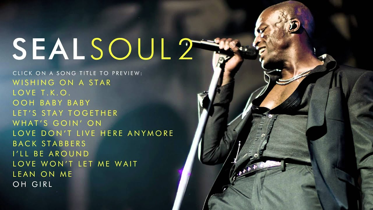 Seal - Oh Girl [Audio]