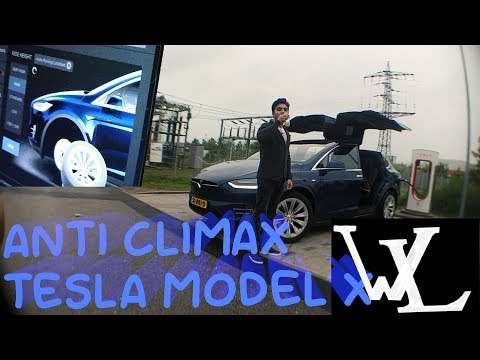 #6. Anti Climax Tesla Model X