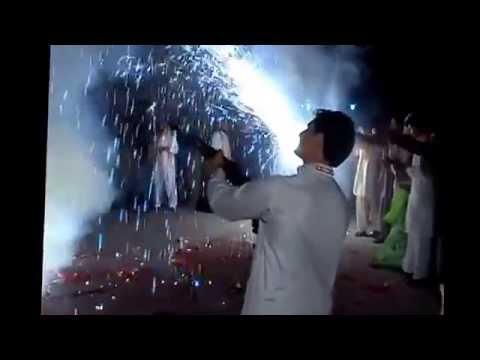 Latif khan firing raja Imran wedding