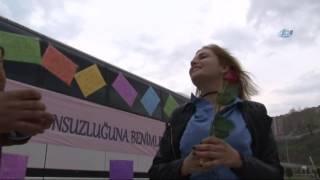 Aşk Otobüsüyle Evlenme Teklifi