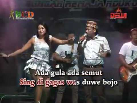 jambu alas - karaoke by Misther