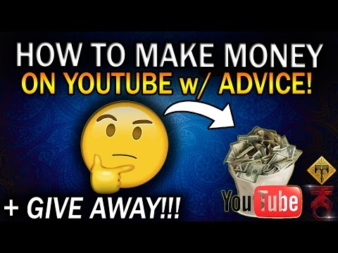 HOW TO MAKE MONEY ON YOUTUBE? MAKE MONEY WHILE YOU SLEEP? HOW TO HAVE RESIDUAL INCOME!