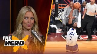 Cavaliers, Spurs, Heat reportedly favored to get Dwyane Wade - Kristine and Colin react | THE HERD