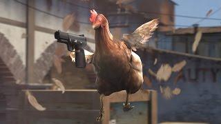 La venganza del Pollo [SFM]