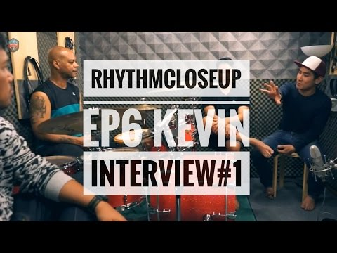 Rhythm Close Up Ep.6 (Inner) Kevin Biddle Interview 1