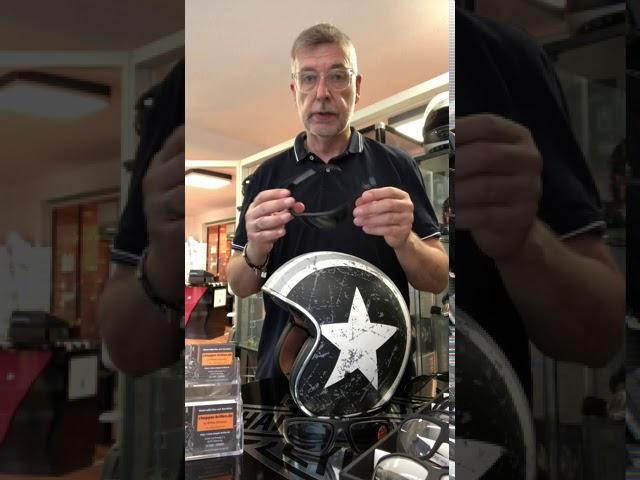 Bikerbrillen bzw. Chopperbrillen, Tips 2 - allgemeine Hinweise