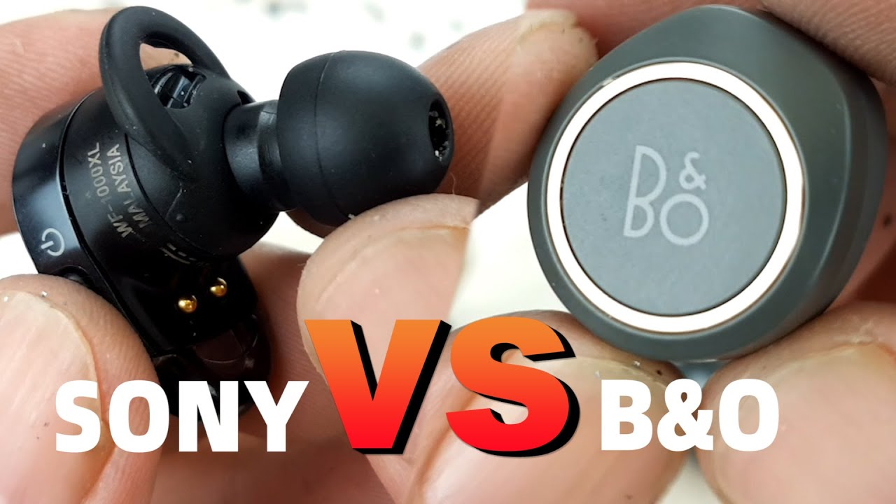 拆解SONY降噪豆和B&O的beoplayE8,旗艦真無線藍牙耳機哪家強? - YouTube