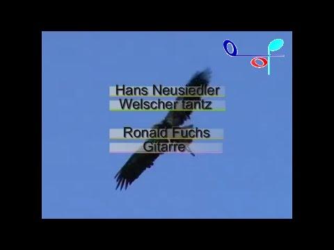 Hans Neusiedler: Welscher Tantz