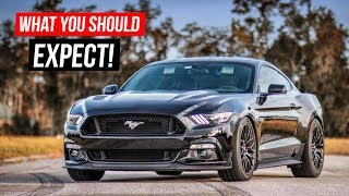 What You SHOULD EXPECT When BUYING a 2015-2018 Mustang GT