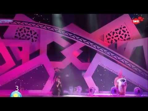 Жанар Дугалова - Изин Корем (Izin Korem Turkvision 2014 Full HD)