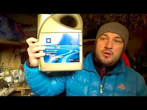 Масло GM 5/30 в камри...это дичь господа.....