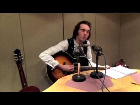 Jon Byrne - Lighthouse (in session for Amazing Radio)