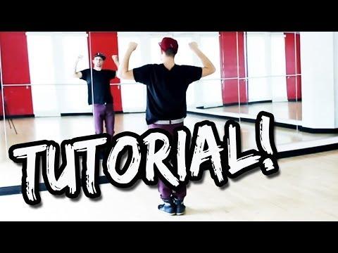 TURN DOWN FOR WHAT - Lil Jon Dance TUTORIAL   @MattSteffanina Choreography (Beginner Hip Hop)