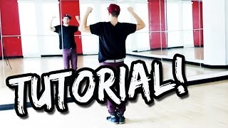 TURN DOWN FOR WHAT - Lil Jon Dance TUTORIAL | @MattSteffanina Choreography (Beginner Hip Hop)