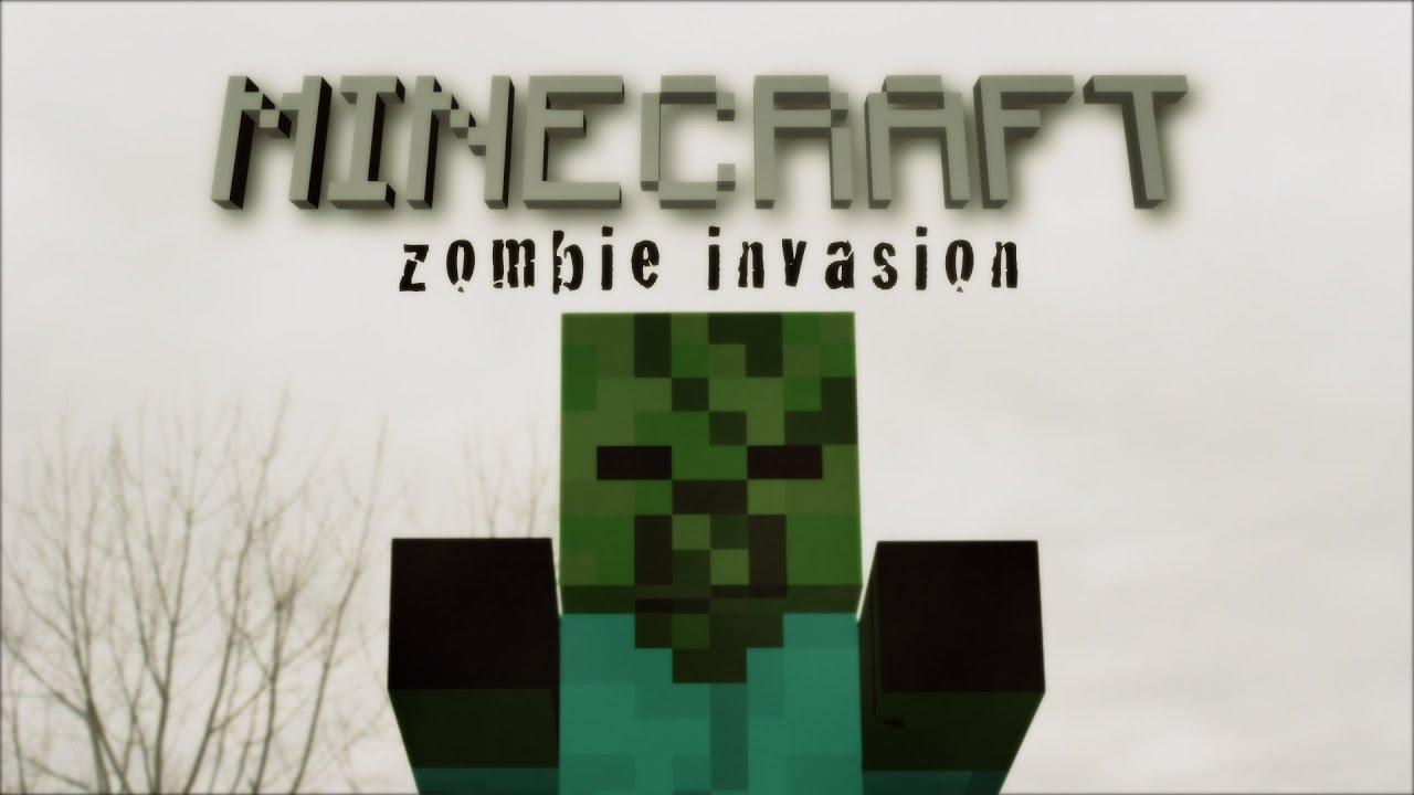Zombie Invasion Minecraft Project