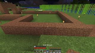 MineCraft Lets play S1 Ep:2 The Storage Unit!