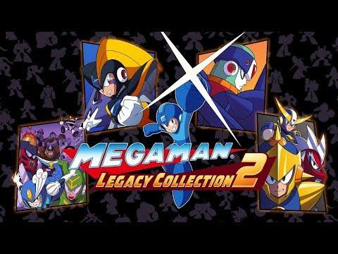 Mega Man Legacy Collection 2 Gameplay (Nintendo Switch)