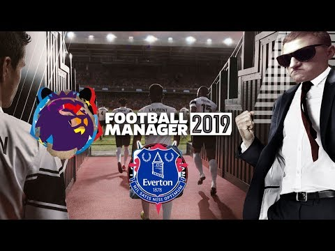 Эвертон. Борьба за кубок Англии. Football Manager 2019 (стрим) #15
