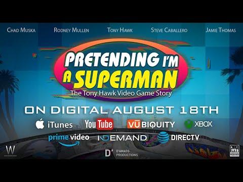 Pretending I'm a Superman - Official Trailer