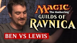 Magic The Gathering: Guilds of Ravnica Tournament | The Final