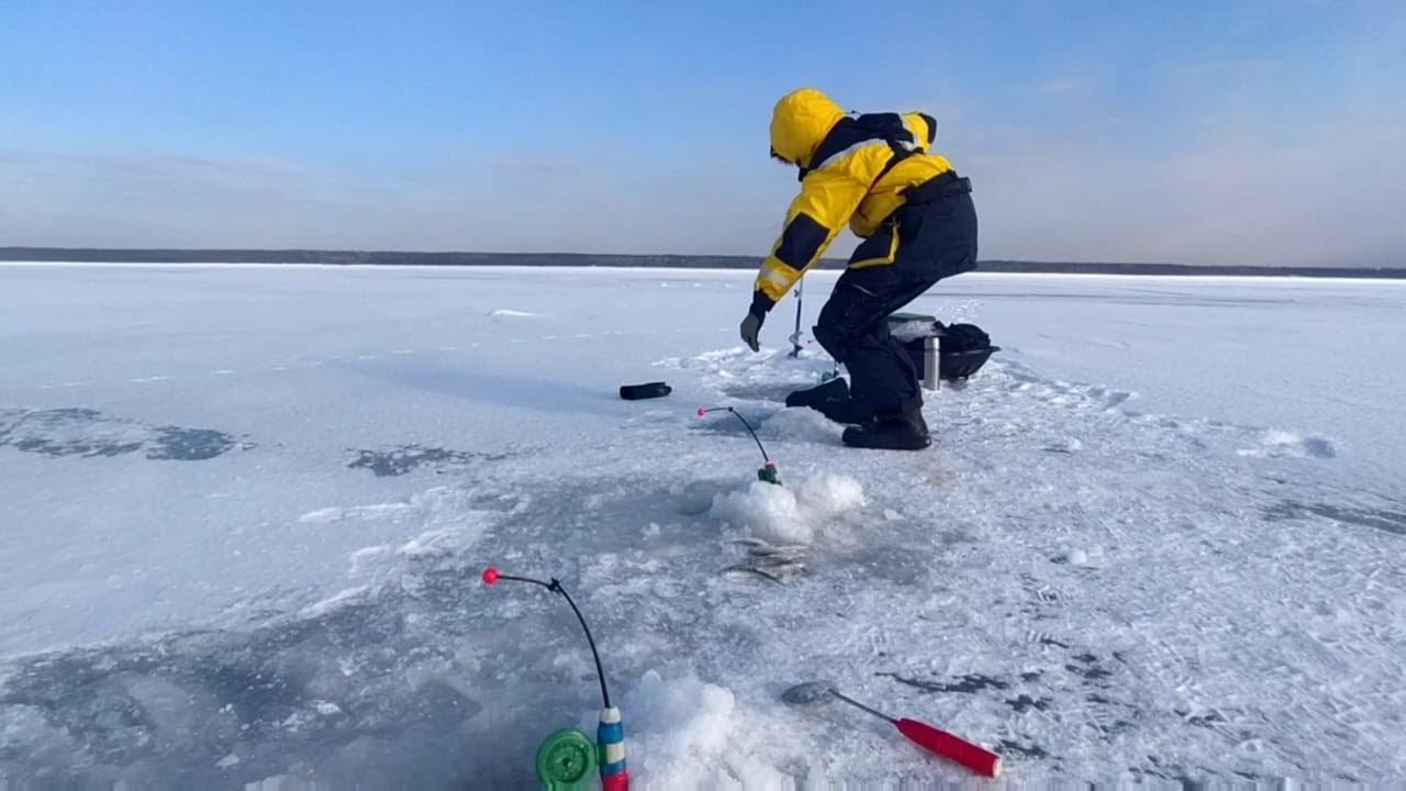 Закрытие сезона зимней рыбалки на корюшку в 2021.
