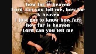 Los Lonely Boys Heaven with lyrics