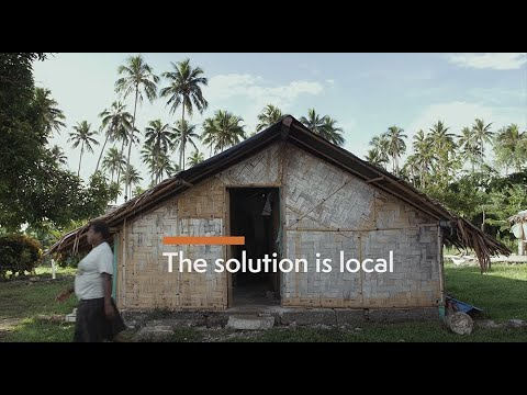 The solution is local.