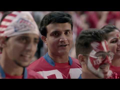 Sachin and Sourav - #FansBhiKhelenge