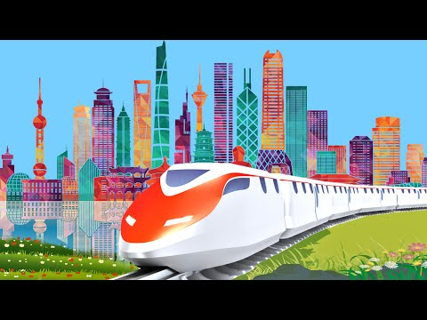 The High Speed Rail Revolution | China's Future MEGAPROJECTS: Part 4