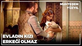 Sultan Süleymanın Mihrimah Sultan Sevgisi  Muhteşem Yüzyıl