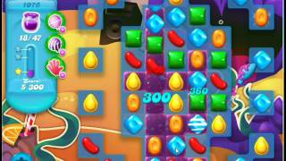 Candy Crush Soda Saga Level 1076 No Boosters