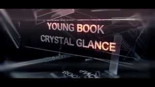 Young Book Crystal Glance