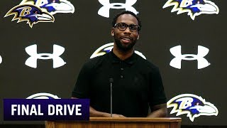 Final Drive: Anquan Boldin's Take on Being Traded After Super Bowl | Baltimore Ravens