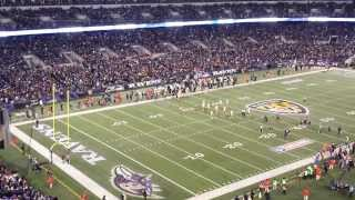 Ravens - Steelers (Thanksgiving Game)
