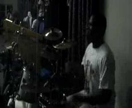 Timothy Barker on Drums