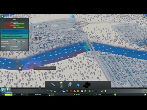 Cities Skylines Episode 2 - Growing the Populace