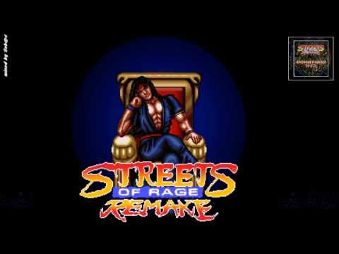 💿 Streets of Rage Remake DOWNTOWN MIX [Mixed by Seb@s]