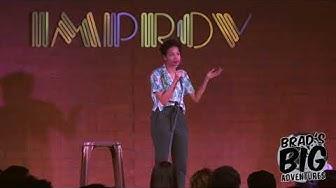 """New Faces of Comedy"" in Tempe Az-Brad's Big Adventures"