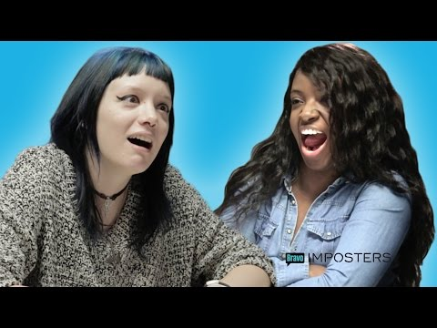 Thumbnail: Married Couples Take A Lie Detector Test // Presented By BuzzFeed & Bravo's Imposters