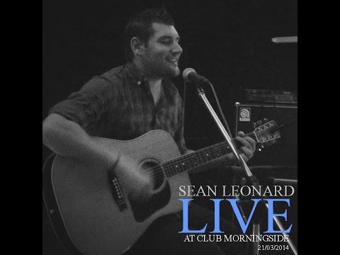 Sean Leonard - Live - 21/03/2014 @ Club Morningside