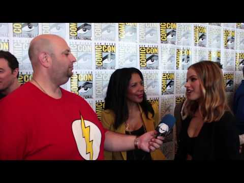 SDCC2017 The Orville  with Stars Penny Johnson Jerald and Halston Sage