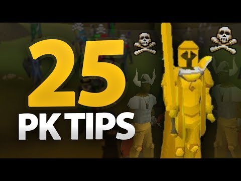 25 Tips & Tricks for PKing (OSRS)