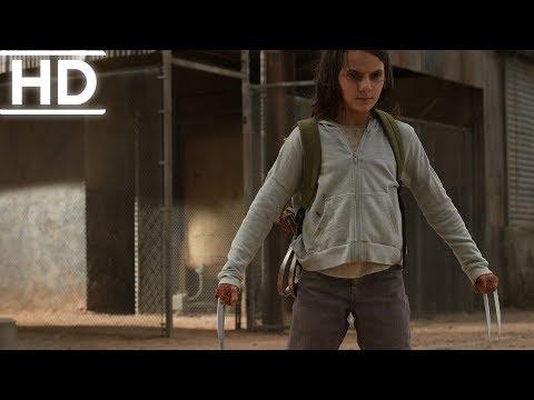 Logan | Wolverine & Laura Vs Askerler (1/3) | (1080p)