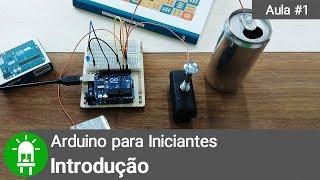 Curso de Arduino para Iniciantes - Aula 01 - Introdução - Botão de Toque