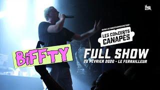 Biffty @ Le Ferrailleur (Nantes, France) Full Show