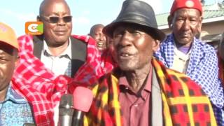 Maasai elders endorse Governor Nkadianye for his second term