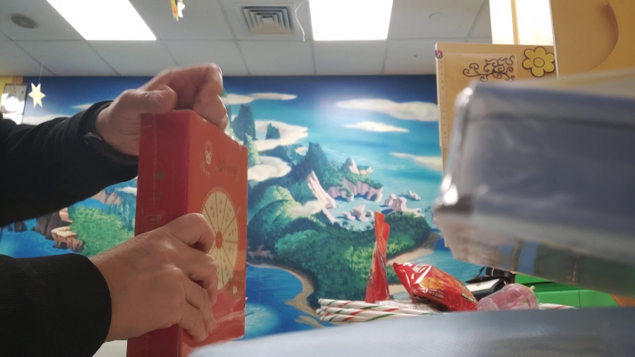 Unboxing Miniso mystery boxes in Shanghai China - YouTube